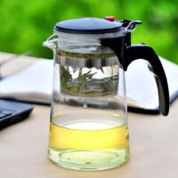 飘茗 飘逸 杯玻璃 茶具可拆洗过滤泡茶壶泡茶器功夫茶道杯玻璃杯 700A