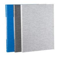 得力 5980 单强力夹 纸板文件夹硬纸板材质 文件夹 文件管理