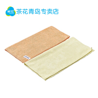 茶花 抹布毛巾擦巾吸水细纤维洗碗巾擦地板 4504