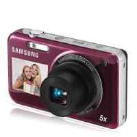 三星PL120数码相机 卡片机,1420万像素5倍光变焦 送4G卡,包,贴膜 读卡器,擦布