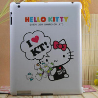 IPAD 2 Smart Cover ���� ������ hello kitty Сè ���