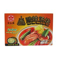 [当当自营] 台湾地区进口 牛头牌 泰式酸辣汤块 66g