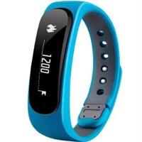 华为(HUAWEI)Honor 荣耀智能健康运动手环 + 蓝牙耳机 +手表计步器-(活力蓝/经典黑)