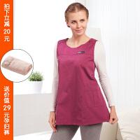 添香防辐射服防辐射衣金属纤维孕妇装马甲60102(藏青/粉色/紫红)