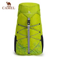camel骆驼户外新款 登山背包 折叠包 双肩包男女款折叠包
