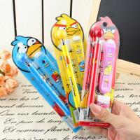 创意文具韩国文具 愤怒小鸟学习文具套装 可爱卡通大礼盒 学生礼品