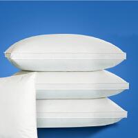 全棉枕头枕芯酒店羽丝绒护颈椎枕单人成人学生枕