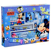 迪士尼(Disney)DM6049-5A文具礼盒套装男/儿童文具套装7件套时尚大礼包蓝色 当当自营