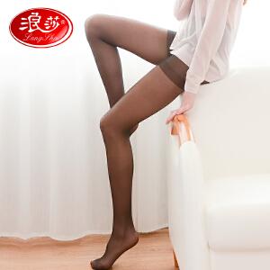 浪莎官方旗舰店 浪莎丝袜子 夏季新款性感超薄款舒适透气防勾丝系列丝袜 1条