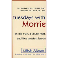 相约星期二Tuesday With Morrie