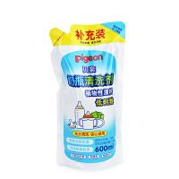 【当当自营】Pigeon贝亲 奶瓶清洗剂补充装600ml MA28贝亲洗护喂养用品