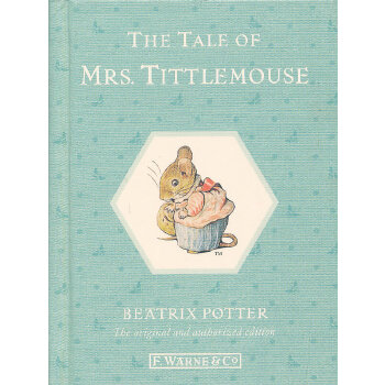 《110th Anniversary Peter Rabbit Books: The Tale of Mrs ...