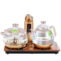 包邮金灶 G9 全智能自动上水电热水壶全自动电茶炉玻璃茶艺炉