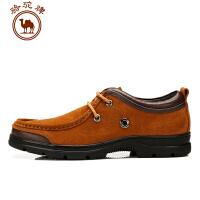 骆驼牌 秋冬新款男鞋 日常休闲男士鞋子耐磨休闲皮鞋