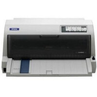 Epson爱普生LQ-680KII LQ-680K2平推针式打印机 快递单连续打印 财务报表打印机 税控打印机 票据针式打印机