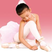 内慧 小女孩 春夏秋 芭蕾舞袜子 丝袜 天鹅绒白色儿童舞蹈袜连裤袜儿童袜 2010