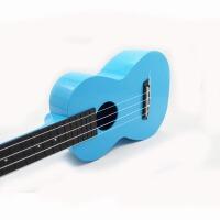支持货到付款 vorson 24寸尤克里里  ABS乌克丽丽 小四弦琴 夏威夷小吉他  音质好  不怕摔很结实 多色可选 颜色可爱(送( 尤克里里琴套 + 3个匹克+ 教程一本)