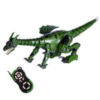 锋源 遥控喷火飞龙 遥控恐龙 电动玩具 儿童玩具 28109