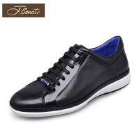 宾度男鞋新品春季休闲鞋男潮鞋街舞鞋子平跟英伦青年男士板鞋