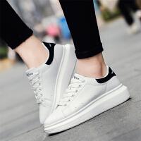 奥古狮登 小白鞋女鞋厚底板鞋运动休闲鞋新款松糕鞋韩版鞋子女夏季