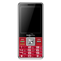 UniscopE/优思us58双模双待电信版老人手机按键老年手机