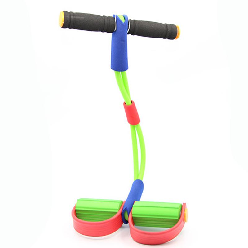 脚蹬健腹器拉力绳收腹机多功能仰卧起坐男女士锻炼