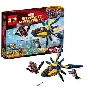 [当当自营]LEGO 乐高 超极英雄系列 星际武器决战 积木拼插儿童益智玩具 76019