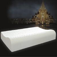 乳胶枕头乳胶枕颈椎枕护颈保健枕头 枕芯学生枕