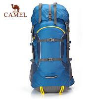 camel骆驼户外登山双肩背包 男女旅行户外徒步背包