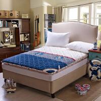加厚保暖床垫床褥子全棉榻榻米0.9米/1.2米/ 1.5/ 1.8m床双人可折叠10cm