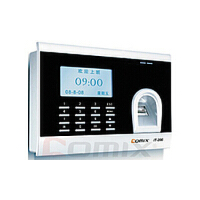 齐心Comix IT200 指纹考勤机迅智系列 IT-200 打卡机 打卡钟