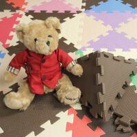 明德工厂明治环保益智儿童宝宝爬行垫 颜色混发色地垫拼图地毯30*30*1�M 1片价(单片价)
