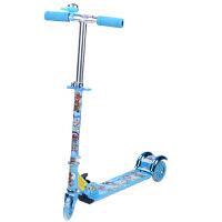 小丽明 快乐三轮闪光儿童滑板车折叠滑板车XLM-2028