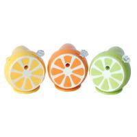 广博 学生文具 水果型 橘子削笔器 手摇卷笔刀 XBQ9736
