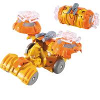 赛尔号精灵爆旋战车变形机器人对战竞技玩具