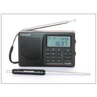 德生 PL-606/PL606 全波段数字解调立体声收音机