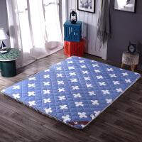 加厚床垫1.5M床折叠单人双人榻榻米褥子垫被学生宿舍床垫床褥