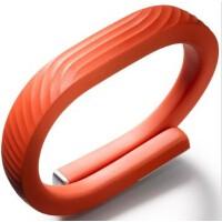 卓棒(Jawbone) UP24智能手环 蓝牙版 柿子红 M中号