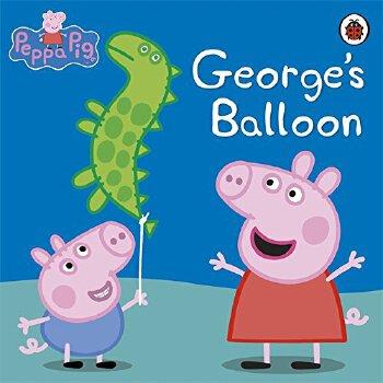 balloon小猪佩奇故事书:乔治