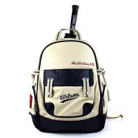 新品Wilson/威尔胜网球拍包 Heritage系列运动背包 620696双肩包