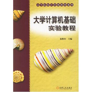 大学计算机基础实验教程 秦维佳 9787111171966 机械工业出版社