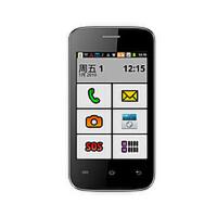 宸通CT99 安卓4.0 3.5寸屏中老年机智能老人手机