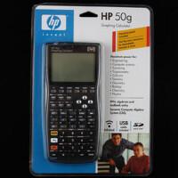 HP 惠普 hp50G 图形计算器 hp 50g 画图 绘图计算器