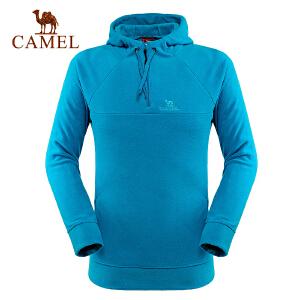 camel骆驼户外抓绒衣 男女情侣款  保暖抓绒衣