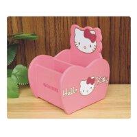 ������ ��Hello Kitty ����תľ�����ɺ�/��Ͳ/�����/�ֻ���/ң������ 1��װ