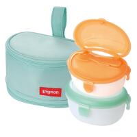 【当当自营】Pigeon贝亲 外出携带零食盒套装 DA37 贝亲洗护喂养用品 宝宝餐具/婴儿餐具/儿童餐具