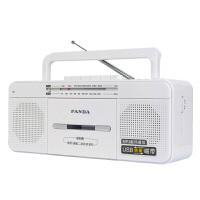 PANDA/熊猫 6516 U盘播放 MP3 USB 录音机/收录机/磁带机/播放机