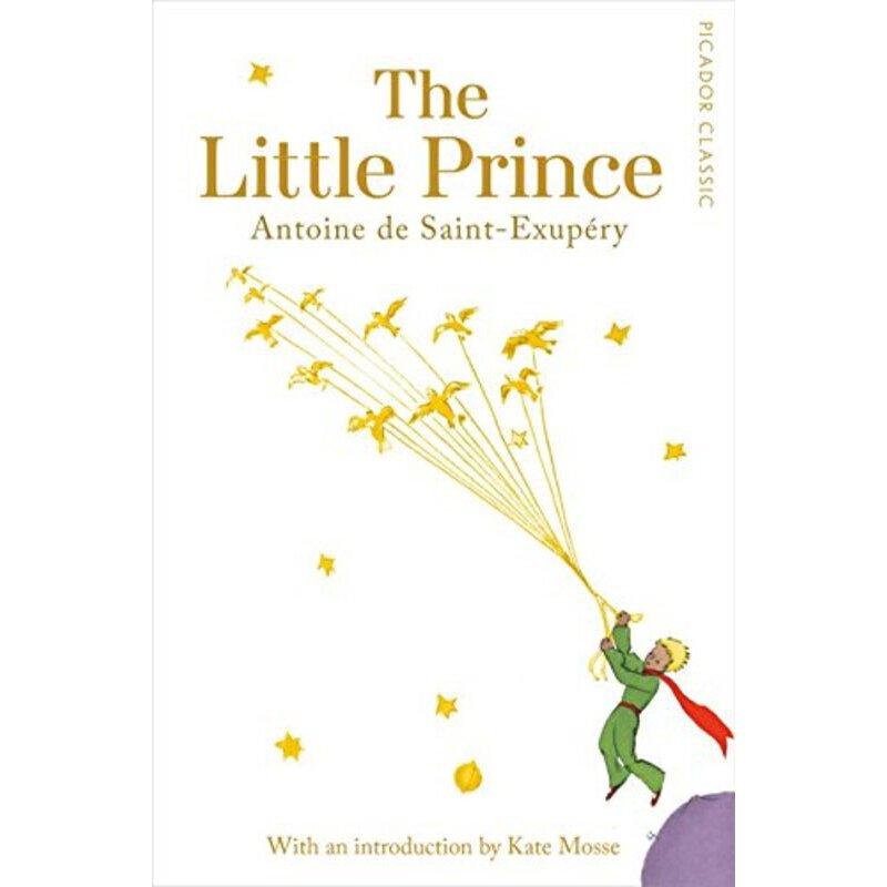 英文原版 小王子英文版 the little prince