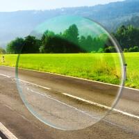 【适合400度以内】威古氏 1.56绿膜近视镜片 眼镜片 中度近视防辐射非球面树脂镜片