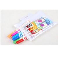 好吉森鹤/北京线上50元包邮//可擦彩色白板笔/金万年彩色白板笔 细白板笔/ 儿童学生涂鸦笔 彩色笔可擦笔------------8支+搭送品